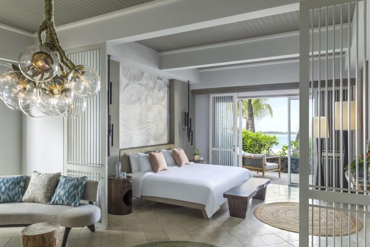 Shangri-La Mauritius - Shangri-La Suite Bedroom