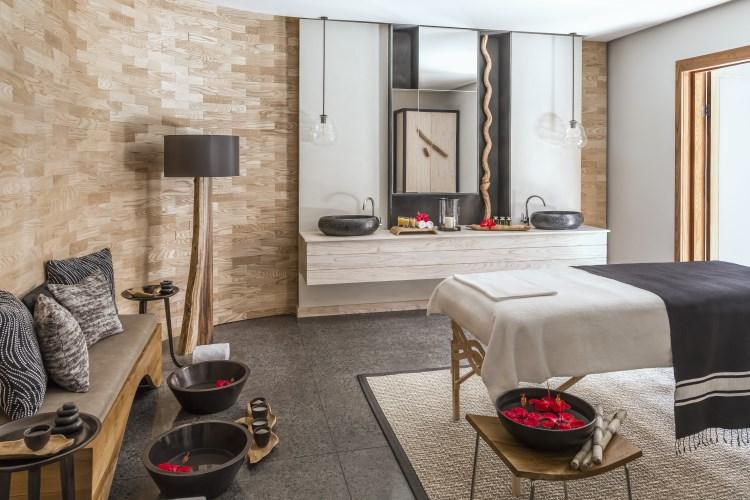 Shangri-La Île Maurice - Salle de soins du spa