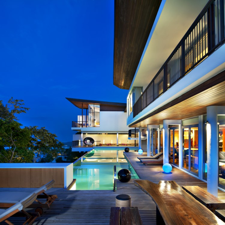W Retreat Koh Samui - Extreme WOW Ocean Haven