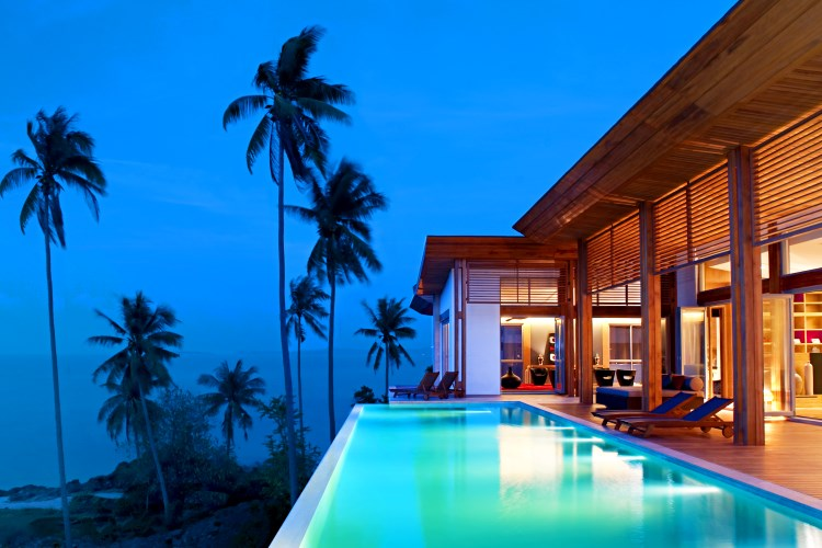 W Retreat Koh Samui - Seascape Escape Exterior