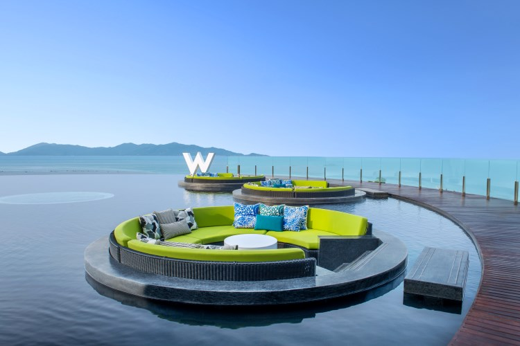 W Retreat Koh Samui - W Lounge