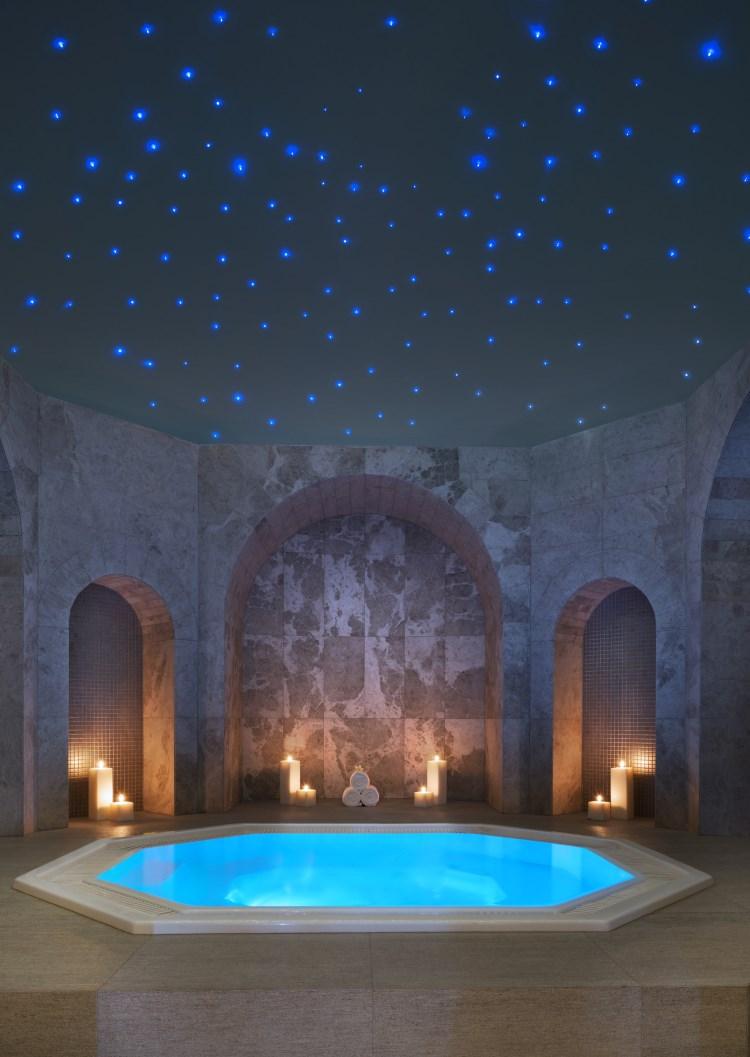 St Regis Mauritius - Iridium Spa Jacuzzi