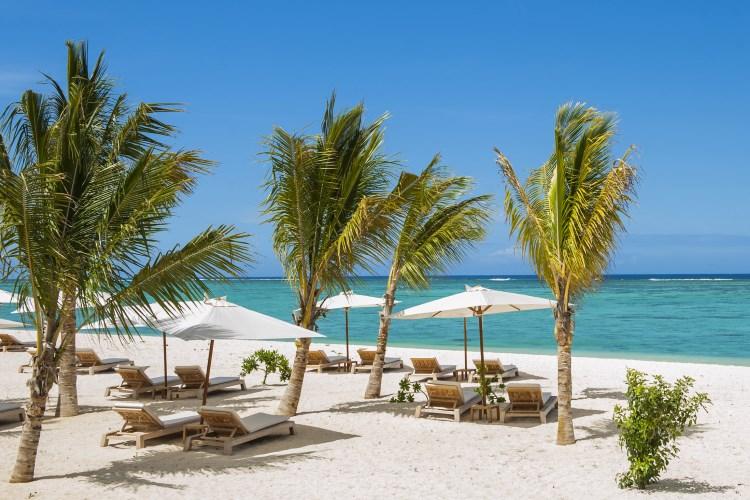 St Regis Mauritius - Le Morne Beach