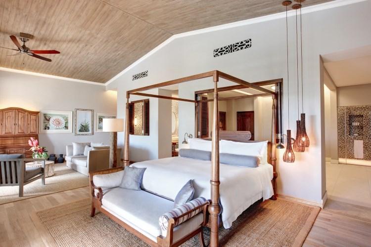 St Regis Mauritius - Manor House Suite