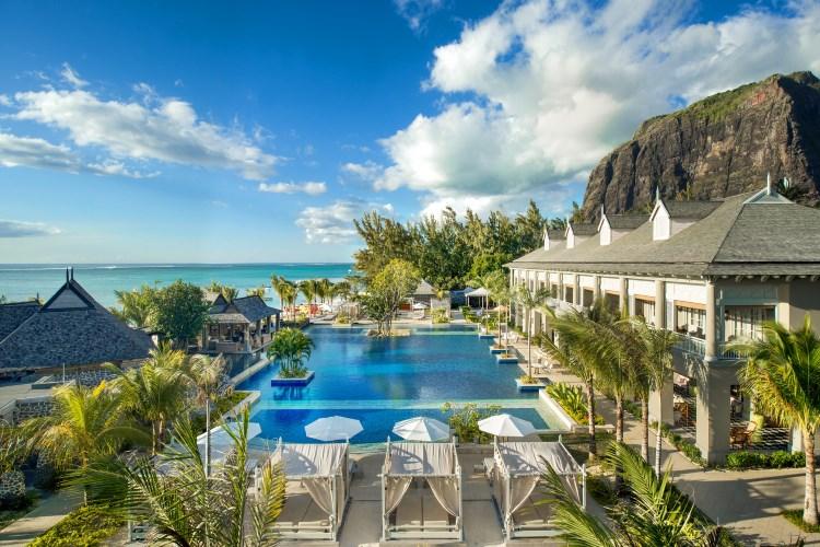 St Regis Mauritius - Manor House Pool
