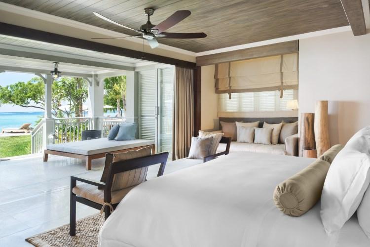St Regis île Maurice - St Regis Grand Suite - Chambre