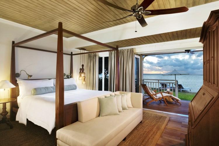 St Regis Mauritius - St Regis Suite - Bedroom