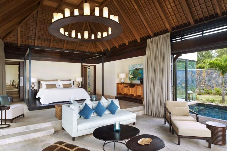 St Regis Mauritius - St Regis Villa - Master Bedroom