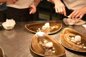 Préparation en cuisine
