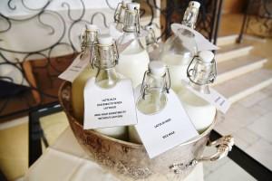 7 variétés de laits frais de l'île