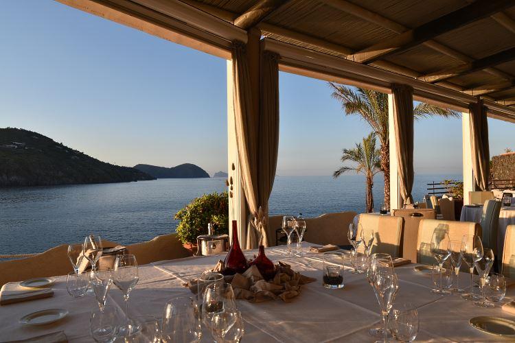 Restaurant Il Cappero Therasia Resort