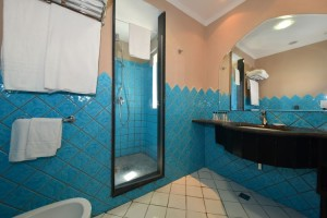 Therasia Resort bathroom