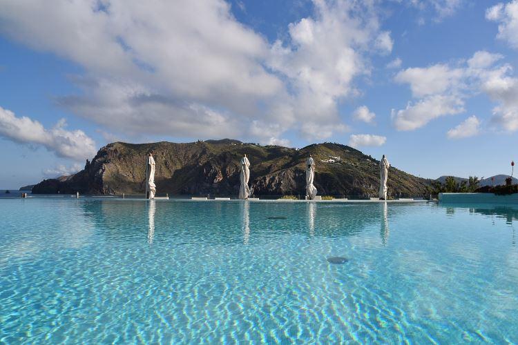 Piscine Therasia Resort