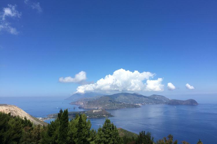 Capo Grillo in Vulcano