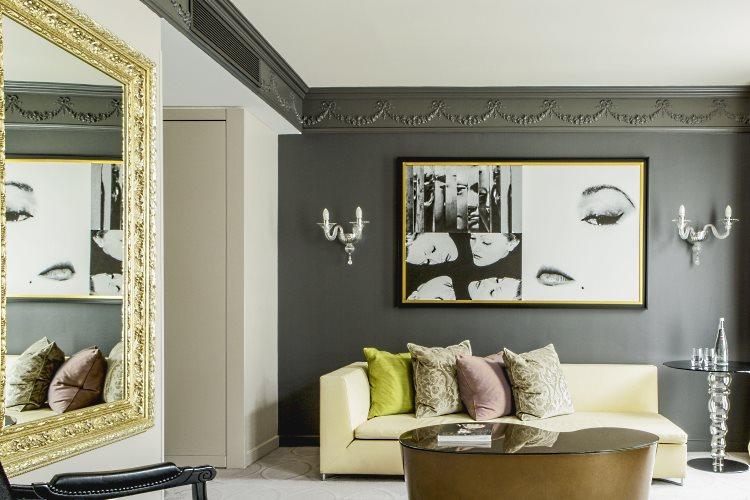 Sofitel Paris Le Faubourg - Suite - Lounge area
