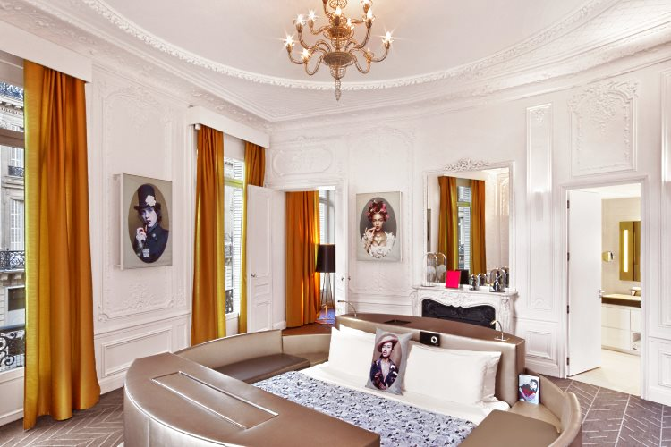 W Paris Opera - Extreme Wow Suite