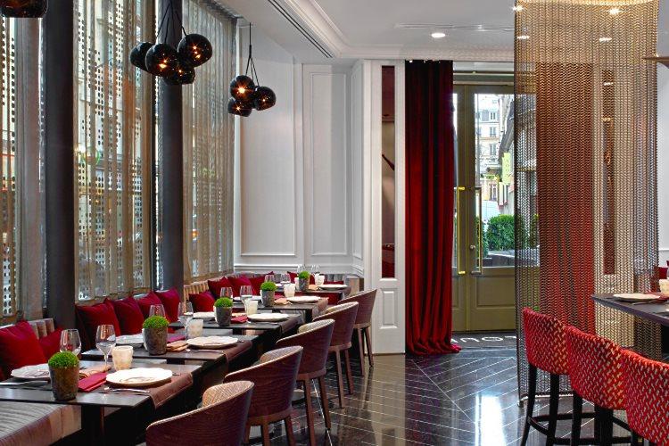 W Paris Opera - Restaurant Coquette