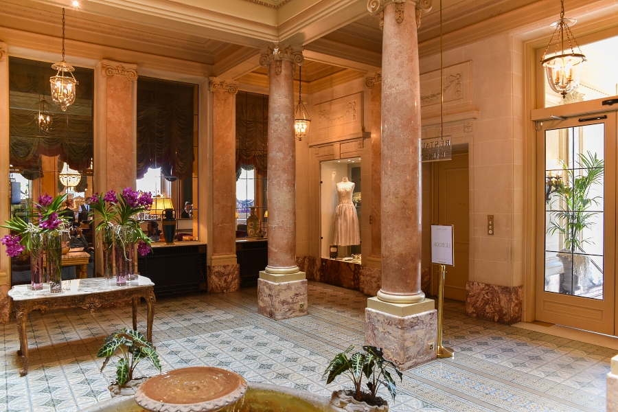 Hôtel Beau Rivage - Lobby