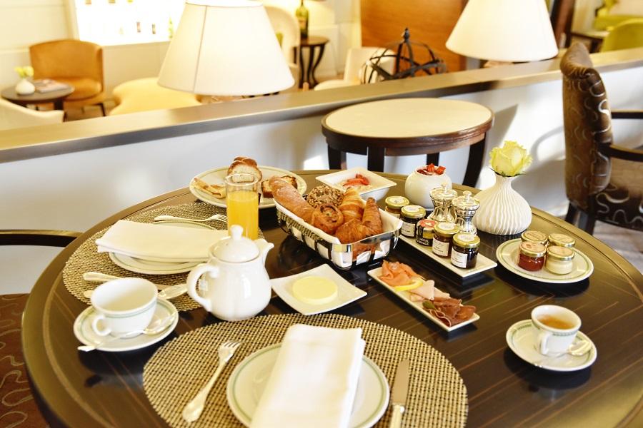 Beau Rivage Hotel Geneva - Breakfast