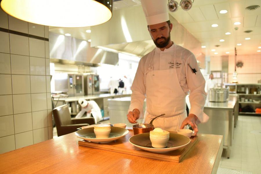 Yoann Coiffard - Chef Pâtissier du Chat Botté