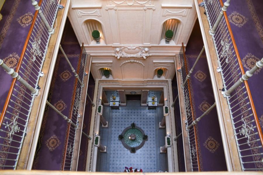 Beau Rivage Hotel - Geneva