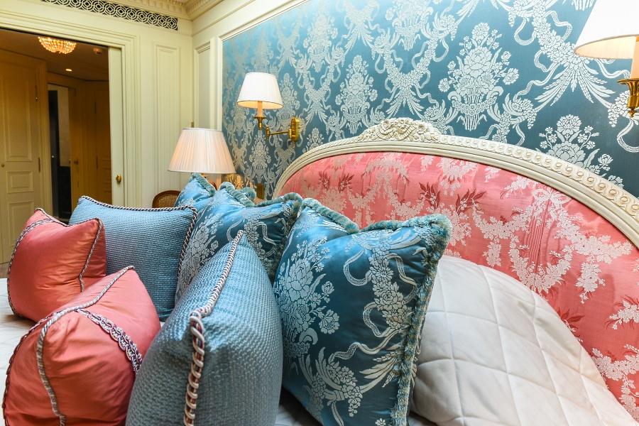 Hôtel Beau Rivage Genève - Chambre