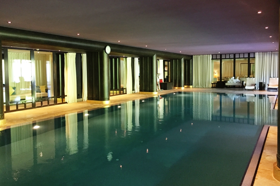 La Reserve Geneva - Indoor pool