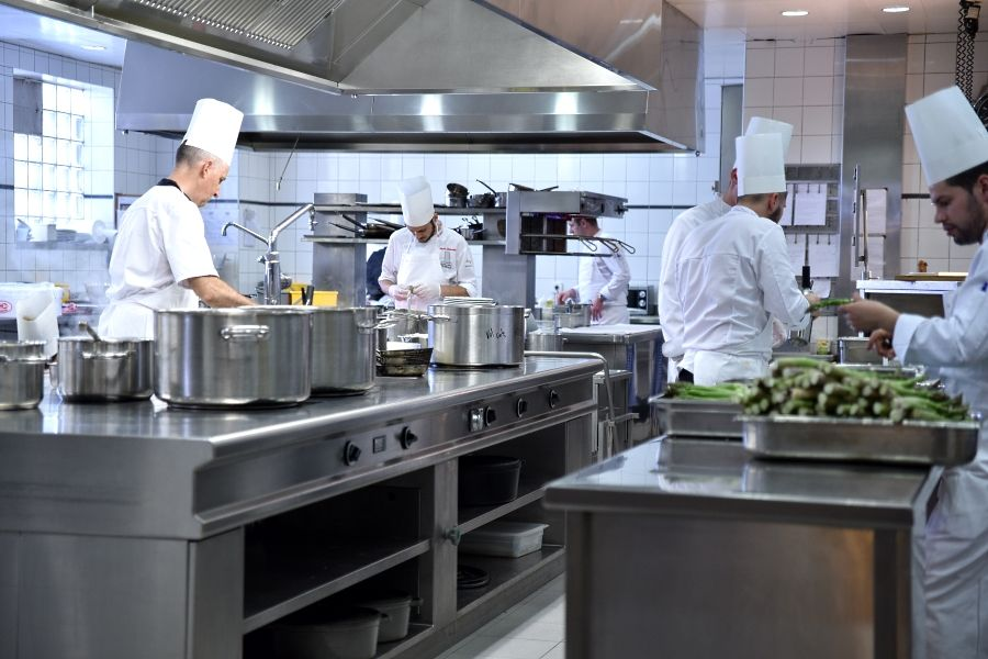 Les Cuisines - Le Chat Botté Genève