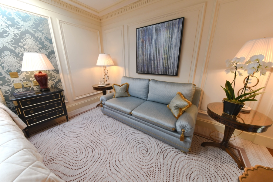 Beau Rivage Geneva - Duplex Suite