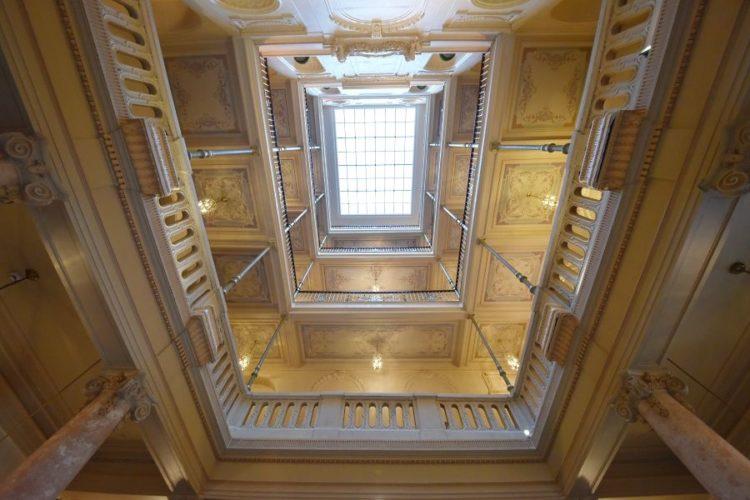 Hôtel Beau-Rivage Genève – Suite Céleste