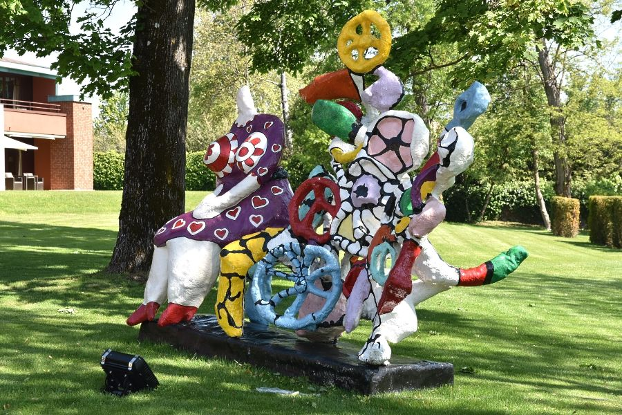 Niki de Saint Phalle - La machine à rêver