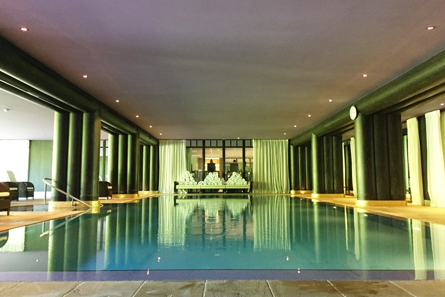 La Reserve Geneva - Nescens Spa - Indoor pool