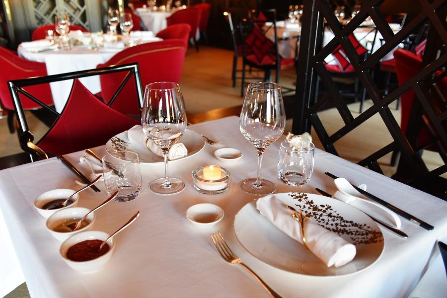 La Reserve Geneva restaurant