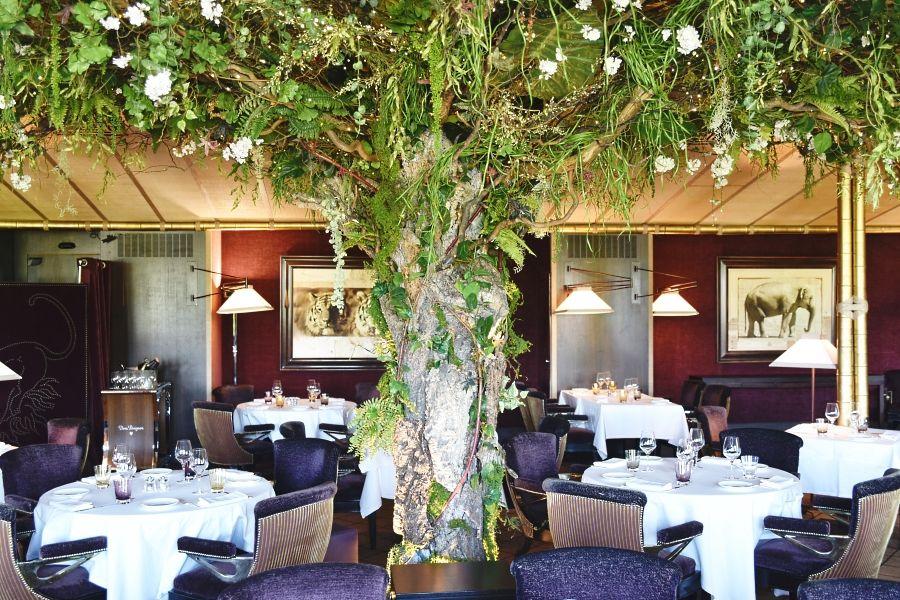 La Reserve Geneva - Le Loti restaurant