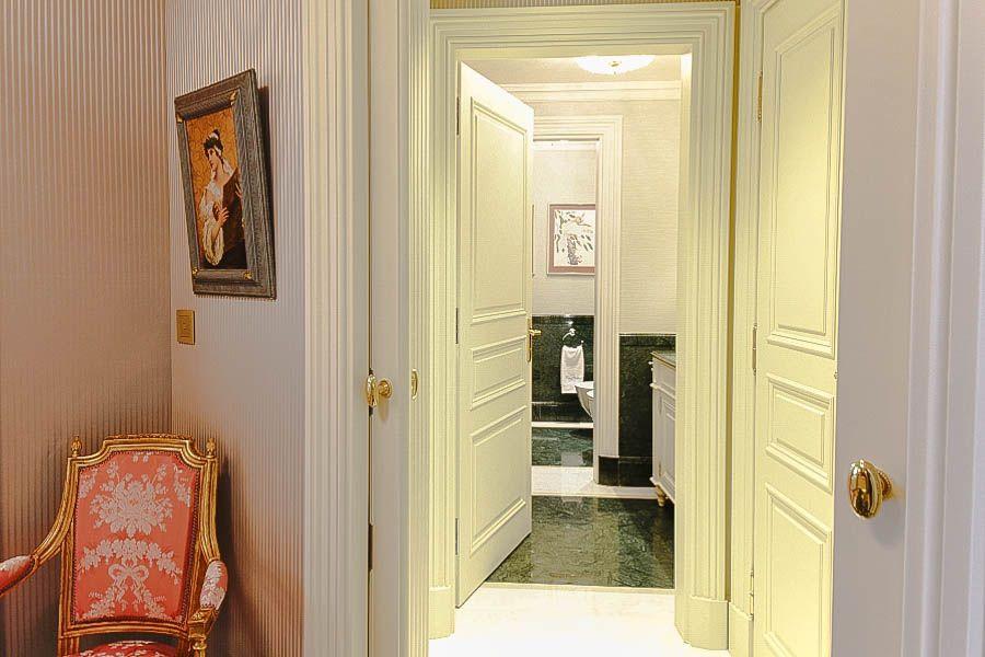 Hôtel Beau Rivage Genève - Suite Céleste - Cabinet invités