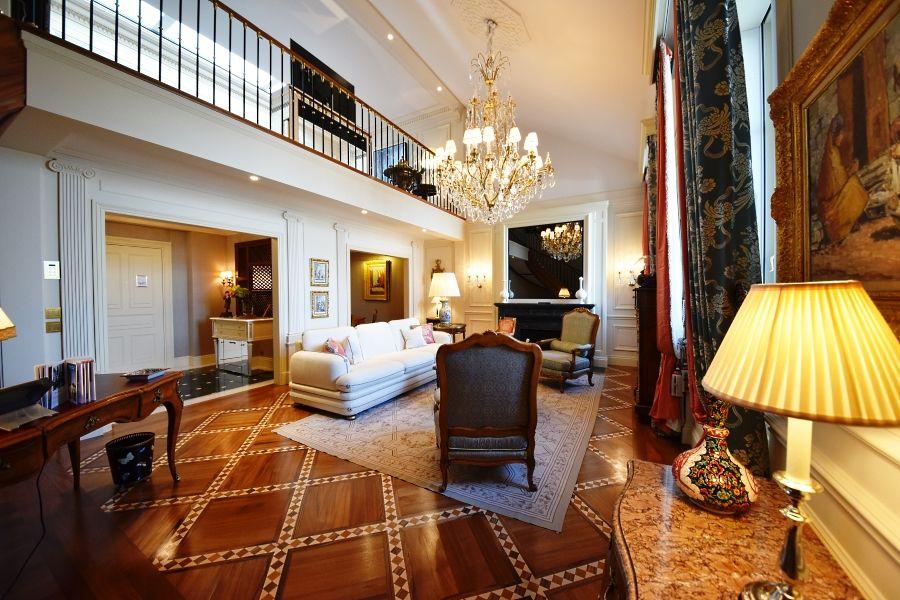 Hôtel Beau Rivage Genève - Suite Céleste